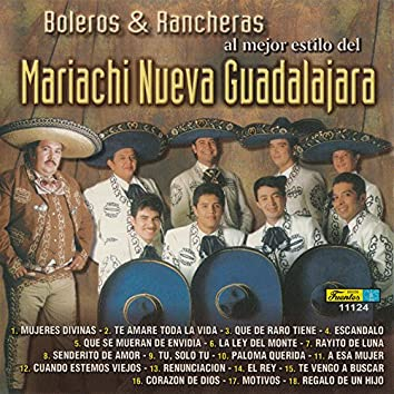 Boleros & Rancheras