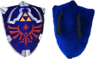 MARUKQW Zelda Hylian Shield Soft Wearable Throw Pillow 15.75 INCH