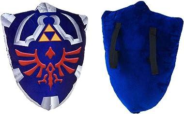 MARUKQW Zelda Hylian Shield Soft Wearable Throw Pillow 15.75 INCH