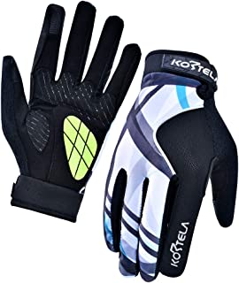 bike gloves with knuckle protection