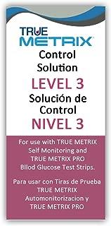 Control Solution Level 3 for TRUE Metrix Meter (1 Each)