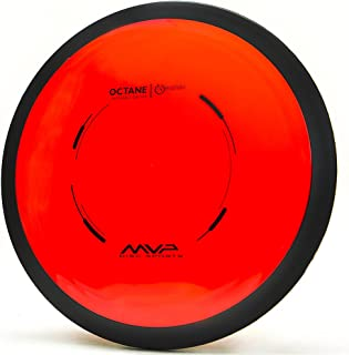 MVP Disc Sports Neutron Octane Disc Golf Driver (Colors May Vary)