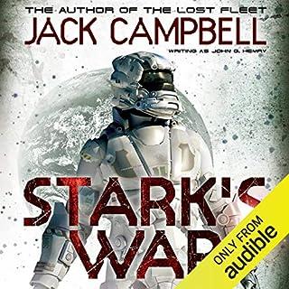 Stark's War audiobook cover art
