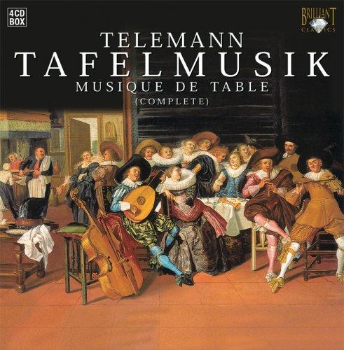 Tafelmusik [Complete]