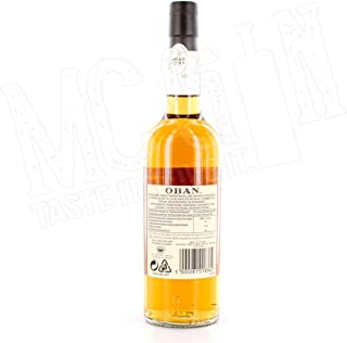 Oban 14 years old Malt Whisky 0,2L
