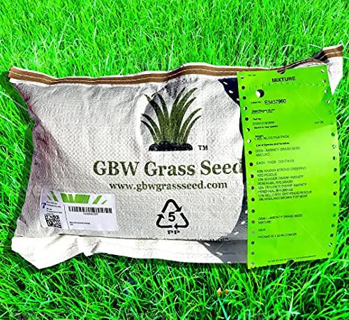 GBW Premium Quality Grass Seed