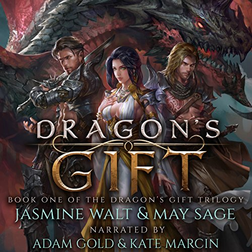 Dragon's Gift audiobook cover art