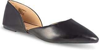 Best black pointed toe flats Reviews