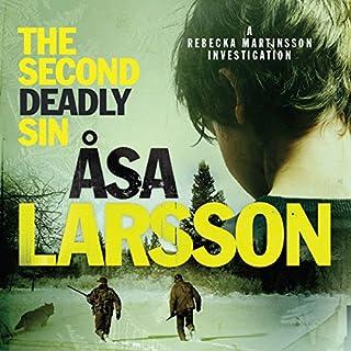 The Second Deadly Sin     Rebecka Martinsson, Book 5              De :                                                                                                                                 Asa Larsson,                                                                                        Laurie Thompson (translator)                               Lu par :                                                                                                                                 Gabrielle Glaister                      Durée : 11 h et 41 min     Pas de notations     Global 0,0
