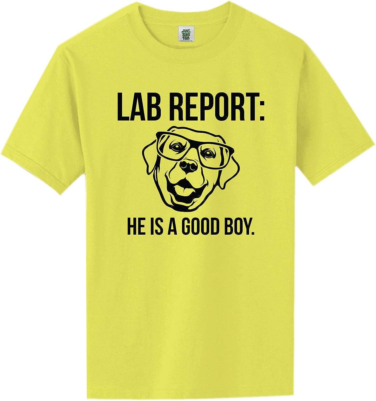 Lab Report Neon Yellow Short Sleeve T-Shirt - XX-Large