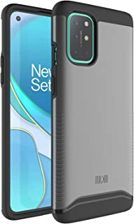 TUDIA DualShield Designed for OnePlus 8T Case/OnePlus 8T 5G Case, [Merge] Heavy Duty Slim Hard Dual Layer Case for OnePlus...