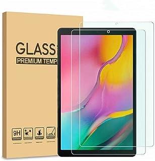 واقي شاشة FTRONGRT لجهاز Samsung Galaxy Tab S7 FE، صلابة عالية، لا يوجد فقاعات ، مقاوم للغبار ، سهل التركيب ، لجهاز Samsun...