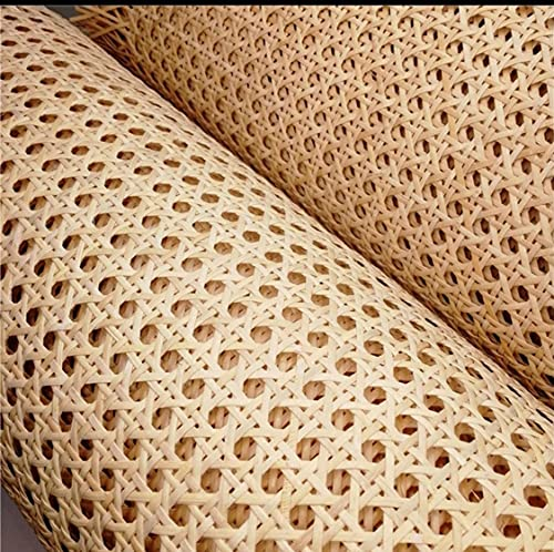 Rejilla Mimbre para reparación de sillas Calidad A, la máxima Calidad y resitencia en Rejilla Vegetal (46cm x 10 Metros)