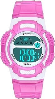 Kids Watch Sport Multi Function Waterproof LED Alarm...