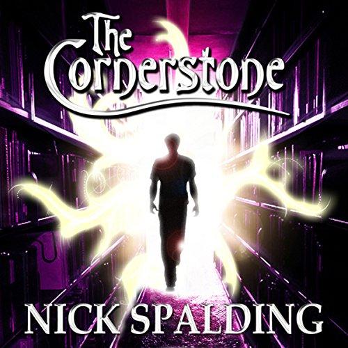 The Cornerstone audiobook cover art