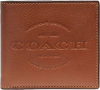 Double Billfold 1941 NY House of Leather Saddle Men's Wallet F24647 $175