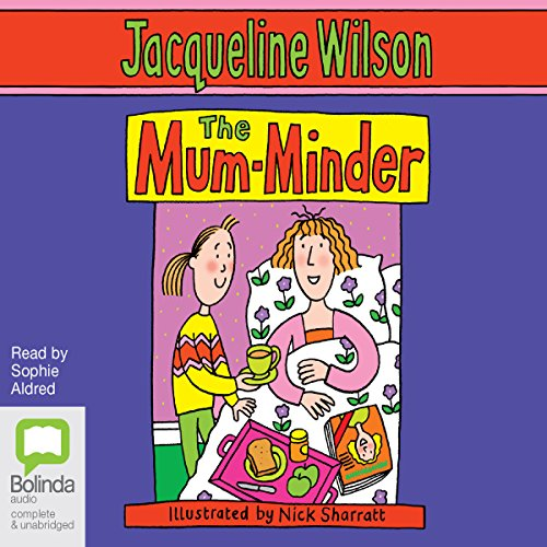 The Mum Minder audiobook cover art
