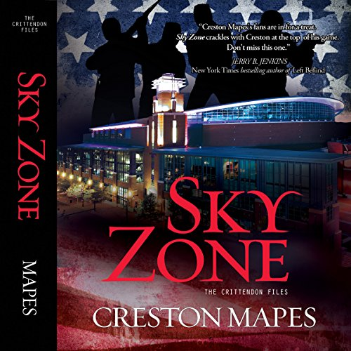 Sky Zone audiobook cover art