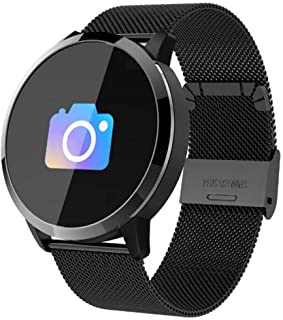 Smart Watches Fitness Tracker Touch Screen Waterproof Fitness Watch With Heart Rate Monitor Pedometer Step Counter Sleep M...