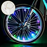 DMbaby Niños, Juguetes Niños 5-12 Años Luces LED para Rueda de Bicicleta Juguetes para Niños Niñas de 4-12 Años