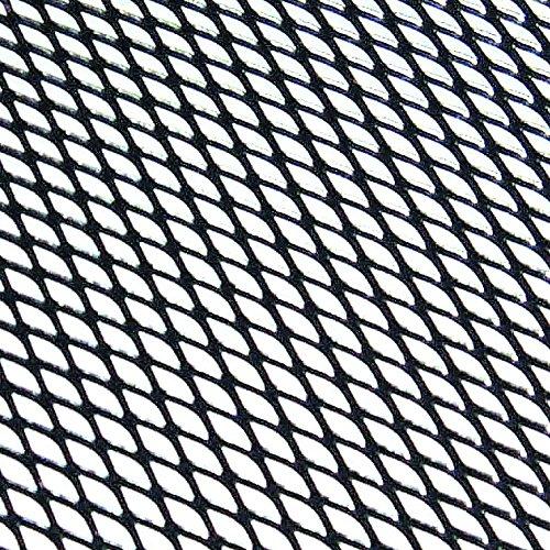 Carpoint 2218504 Treillis de Grille 30 x 90 cm (Noir)