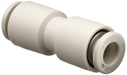 Pack of 15 2 Ports SMC KQ2H06-01NS Push-In to Push-In Pneumatic Tubing Fitting COPPER FREE//NICKEL PLATED Body Material STANDARD TUBING THREAD SEALANT 6 mm Compatible Tube Outer Diameter