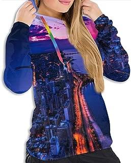 YongColer Athletic Pullover Sweatshirt Sportswear for Women Girls Ladies
