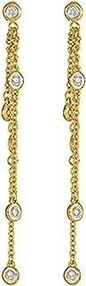 Best floating diamond earrings Reviews