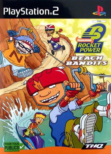 ROCKET POWER BEACH BANDITS PLAYSTATION 2 - PS2 - PAL