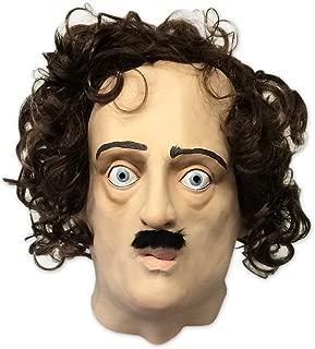 Off the Wall Toys Edgar Allan Poe Mask (Super Creepy)