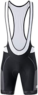 Santic Cycling Bike Bib Shorts Men Padded Tights Bicycle Pants Excellent Performance Move ON
