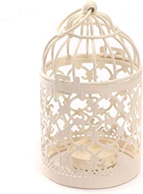 Amazon.com: Fityle 1pcs Moroccan Style Iron Vintage Candle ...