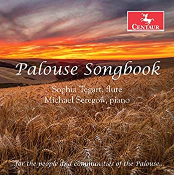 Palouse Songbook  I American Goldfinch