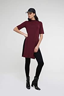 TruEagle High Neck Tunic for Women
