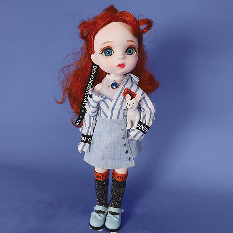 1 6 BJD Dolls 30Cm Fashion SD Handmade Arlington Mall Action Realistic Financial sales sale Figures