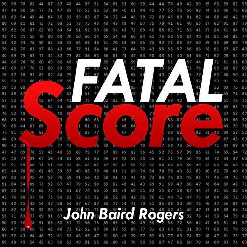 Fatal Score audiobook cover art