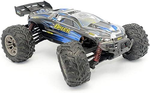 QQCR Ferngesteuertes Auto 1 16 Off-Road-High-Speed-Größes Auto Modell Kinder elektrische Spielzeugauto (Farbe   Blau)