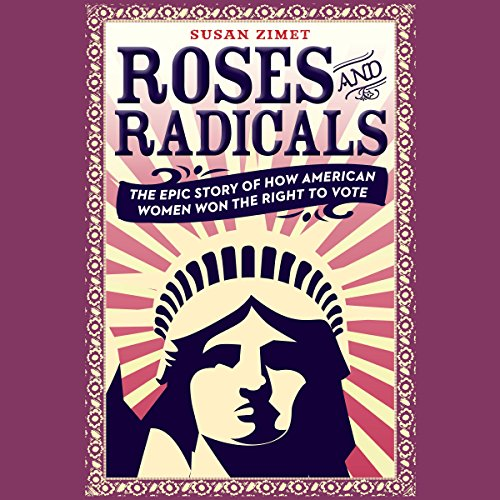 Roses and Radicals audiobook cover art