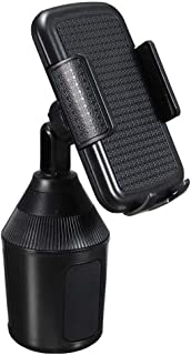 Londony 💋 Adjustable Automobile Cup Holder Phone Mount for iPhone Samsung Galaxy, Xperia iPod, Smartphones, MP3, GPS