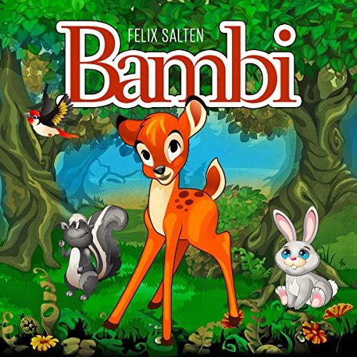 Couverture de Bambi
