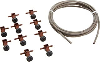 Blumat 2 Pack - 10 Distributor Drippers with 3mm Tubing for Irrigation and Automatic Watering