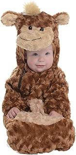 Monkey Bunting Infant Costume