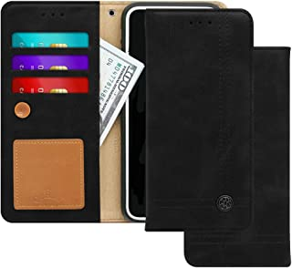 Xiaomi Redmi Note 2, Note 2 Prime, Hongmi Note 2 Case [Free 9 gifts] TRIM LINE Flip Diary Cover with Slim Wallet Design [O...