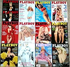 Playboy Magazine 1993 Lot Entire Year 12 Issues January Through December