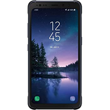 Samsung Galaxy S8 Active, 64GB, Meteor Gray - For AT&T (Renewed)