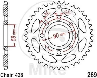 AHL Motocicleta Pi/ñ/ón Delantero Cadena 13 Dientes para EXC 250 2T TPI Sixdays 2018-2019//250 4T Racing 2002-2006//300 2T 1993-2007 2017//300 2T Sixdays 2017//300 2T TPI 2018-2019