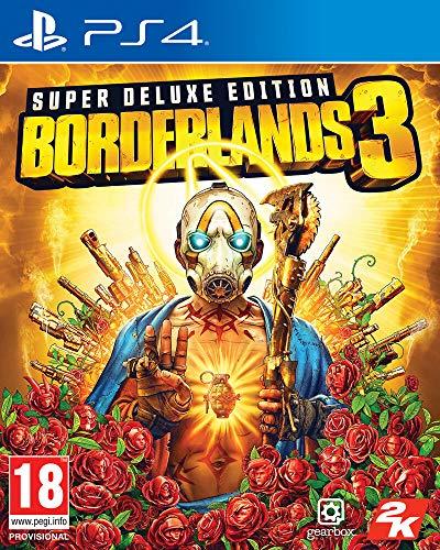 Borderlands 3 Super Deluxe Edition Playstation 4 (inkl. kostenlosem Upgrade auf PS5)