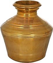 Large Puja Kalasha - Brass Statue