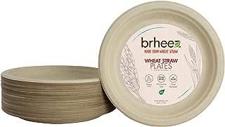 wheat husk plates