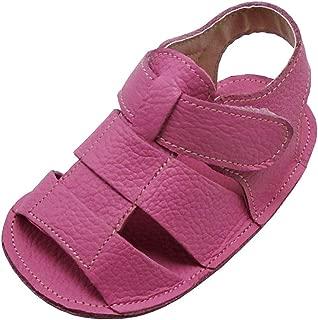 Baby Purple Soft Soled Leather Moccasin Infant Toddler Prewalker for Shoes